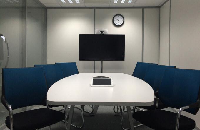 レンタル会議室サービスなどのビジネスにも活用。